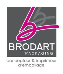 logo BRODART PACKAGING concepteur & imprimeur d'emballage
